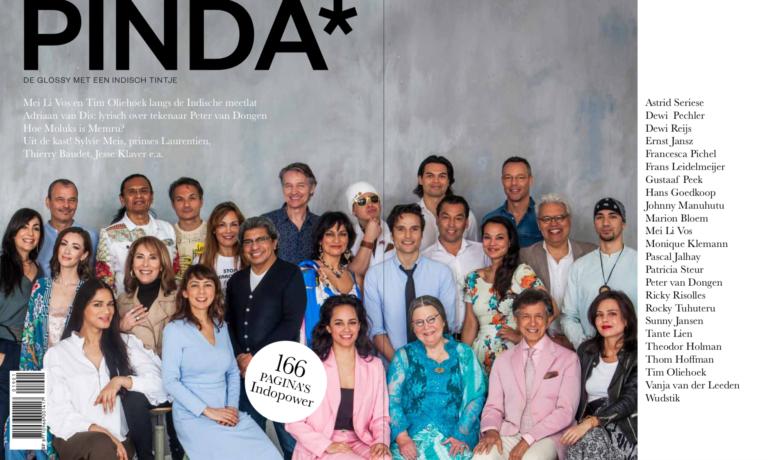 Sneak preview: Weten Indische Nederlanders welke plaats ze hun cultuur in de Nederlandse samenleving moeten geven? Lees het in PINDA* – de glossy met een Indisch tintje. Bestel 'm alvast